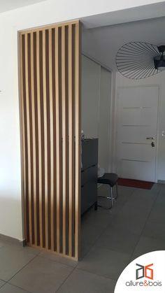 Home Room Design, Home Interior Design, Living Room Designs, Living Room Decor, House Design, Interior Architecture, Living Room Partition Design, Room Partition Designs, Room Divider Walls