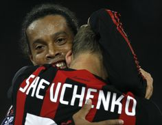 Ronaldinho   Shevchenko