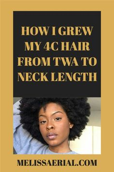 4C hair care and growth #4chair