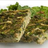Closely related to an Arab eggah and a distant relative to the Italian frittata, kuku is a simple yet elegant dish. It takes ingredients familiar to most Westerners (spinach, cilantro, cumin, cardamom) and combines them for a decidedly Persian flavor. If you've thought Persian food is too exotic for your tastes, consider this a starter dish. And if you are already a fan of the cuisine, serve this with salad or yogurt or eat it on its own for your next culinary adventure. What to buy: In a…