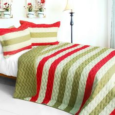 Fashions Connie Quilt Set (Full/Queen Size)