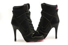 #NikeHeels