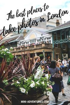 Where to take photos in Central London   Covent Garden   Chinatown   Neal's Yard   Photography tips   London visitor guide   Travel blog   Street photography