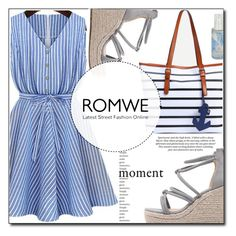 """""""Romwe 7/10"""" by fashion-pol ❤ liked on Polyvore featuring Omorovicza"""
