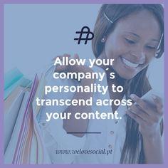 Um dos grandes desafios enfrentados pelas empresas passa pelo desenvolvimento de uma capacidade de diferenciação nos seus diferentes canais de comunicação.  A intangibilidade emerge e as emoções são, cada vez mais, a fonte de inspiração, mas também de decisão para o público.
