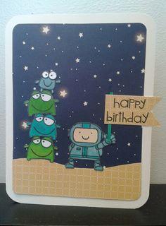 Paper Smooches Birthday
