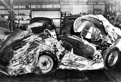 Tod von James Dean im Porsche 550 Spyder Porsche 550 Spyder, 356 Speedster, Los Angeles Usa, Jimmy Dean, Actor James, Classic Hollywood, Picture Show, Classic Cars, Historia