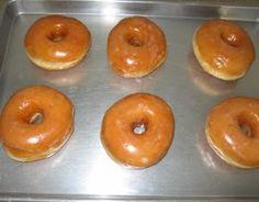 "Krispy Kreme ""Kopykat"" recipe... gonna have to try it!"