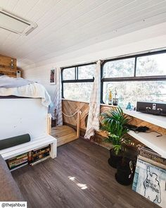 Today's featured is from They took a school bus and converted into a sick house and they're traveling all over the place. Amazing and inspiring. Check out their account! Backpacking Pictures, Life Magazine, Tiny Living, Travel Pictures, New Zealand, Tours, Australia, Places, Campervan