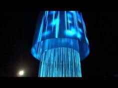 Interactive Chandelier - 光を奏でるシャンデリア -