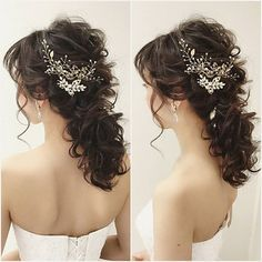 bridal hairaccessory