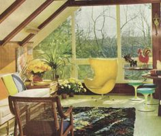 1970s Home Decorating