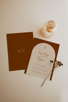 Cool Wedding Invitations, Wedding Invitation Inspiration, Wedding Stationary, Invites, Wedding Cards, Wedding Suite, Boho Wedding, Dream Wedding, Invitation Suite
