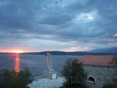 Sunset, Novigrad, Croatia