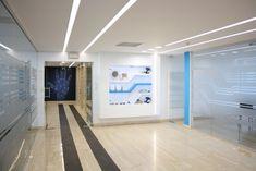 Biuro Nordic Semiconductor Smart Home, Showroom, 3d Printing, Bathtub, House Design, Interior, Homes, Smart House, Impression 3d