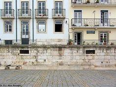 Largo do Chafariz de Dentro, Lisbon (Portugal)