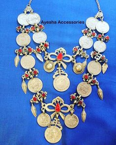 Vintage Handmade Tribal Coin Necklace ❤😍🌸 PKR 2050 Inbox to book yours  We ship worldwide 💌 #afghanjewellery #tribal #boho #chic #vintage #vintagefashion #afghanstyle #wedding #handmade #love #handmade #afghanjewellery #handmade #agate #lapis #turquoise #Tibetan #aqeeq #nepalese #Fishnecklace #chokers #tribalfusion #chaandbaliyaan #afghanbaliyaan #afghanculture #wedding #navratri #weddingplanning #bombayfashion #accessories #chokers #indianjewellery 💚💜☘🌹💖 www.nadmart.com…