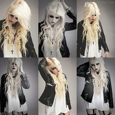 Taylor Momsen seems the perfect gal to get sloppy drunk with. Lol love her!