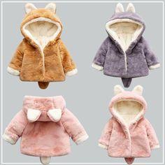 ESHOO Kids Baby Boys Girls Winter Keep Warm Cotton Butterfly Vest Coat Down Waistcoat