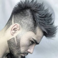 45 Trendy Spiky Hairstyles For Men Guide) Tapered Spiky Hair – Best Spiky Hairstyles For Men: Cool Spiky Hair, Cuts and Styles – Short, Medium, Long Spiky Haircuts Short Spiky Hairstyles, Face Shape Hairstyles, Boy Hairstyles, Trendy Hairstyles, Short Hair Cuts, Popular Haircuts, Haircuts For Men, Medium Hair Styles, Short Hair Styles