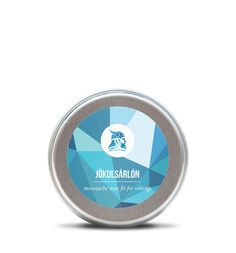 "This moustache wax gets its name from one of the coolest places in Iceland, Jökulsárlón which literally means ""glacial river lagoon"". Argan Oil, Jojoba Oil, Cocoa Butter, Shea Butter, Nut Allergies, Beard Oil, Sweet Almond Oil, Grow Hair, Moustache"