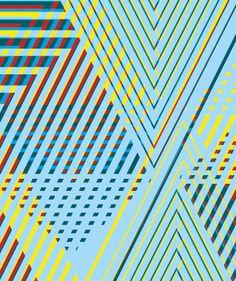 ›Cystal Docks‹ Logo and Poster | Art Direction/Design on Behance