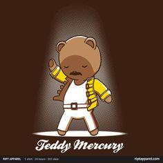 Teddy Mercury