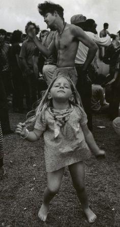 Woodstock Girl, 1969