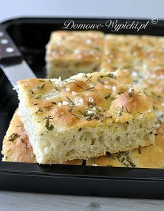 Focaccia (mom's recipe, see box) rises for mins and then you bake. Focaccia Bread Recipe, Bread Winners, Bread Maker Recipes, Tasty Bites, Love Food, Cooking Recipes, Yummy Food, Favorite Recipes, Fun Appetizers