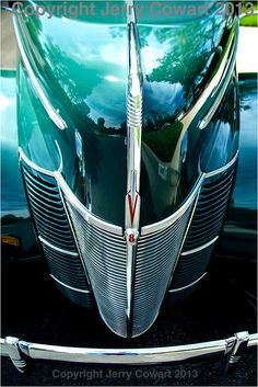 1940 Ford Hood and Grill