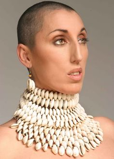 Spanish actress Rossy de Palma, described by many as a Picasso come-to-life.