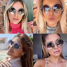 6a7a5a0f9c Silver Rhinestone Cat Eye Sunglasses Retro Vintage Shades  womenshades   vintageaviators  mirrorshades  cateyesunglasses
