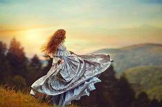 "512 Likes, 12 Comments - Monica Lazar (@lazarmonica) on Instagram: ""On the nature of light #emotiveportraits #sunsetportrait #historicaldress #motionportrait…"""