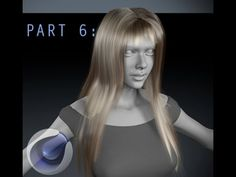 Hair System C4D Part 6 (Hair Shader) - YouTube