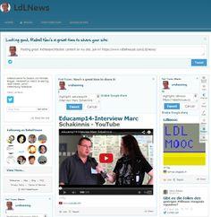 Die Unterrichtsmöglichkeiten mit neuen Medien verändern sich sehr schnell. Wie können sich Lehrkräfte organisieren, um im Web2.0 systematisch an wichtige Informationen zu kommen? In diesem Post werden vier Wege skizziert: 1) Newsletters abonnieren 2) Blogs abonnieren 3) News aggregieren 4) Social Media Kanäle nutzen
