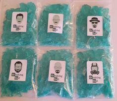 Breaking Bad blaue Meth Süßigkeiten 991  pure von CodaCandy auf Etsy, £3.99 #awesome