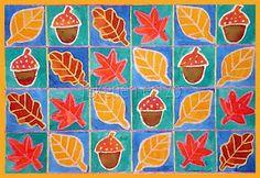 bladeren van ecoline