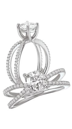 7 unique engagement rings you'll say 'yes' to