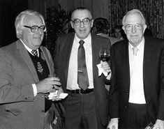 Bradbury, Van Vogt & Heinlein