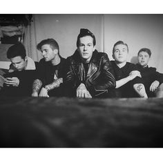 """The Neighbourhood, one of the best bands ever!  """"Your only flaw? You are flawless. But I just can't wait for love to destroy us"""" they speak the truth!!! Love them, all their songs are good."""