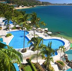 Best Places To Go For Your #Honeymoon at #Camino_Real_Acapulco_Diamante_Hotel #Acapulco, #Maxico http://en.directrooms.com/hotels/info/7-88-2143-35742/