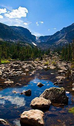 Parque Nacional das Montanhas Rochosas, Colorado