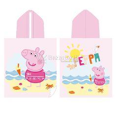 Toallas Capucha Sun Peppa Pig - Bazartextil.com