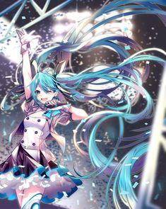 Vocaloid, Miku Hatsune Cosplay, Japonese Girl, Kaai Yuki, Mikuo, Cute Anime Character, Anime Angel, Beautiful Anime Girl, Cute Anime Couples