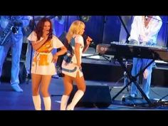 ABBA Fest - Dancing Queen at Hollywood Bowl 2013 - YouTube