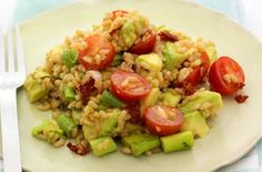 Avocado and brown rice salad recipe - goodtoknow