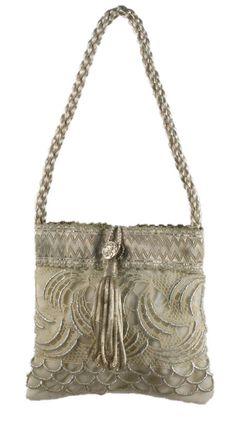 Vintage Lace Wedding Handbag 8544 by Zenzara on Etsy
