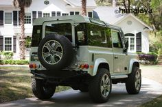 1997 Land Rover Defender SVX Limited