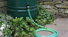 Reciclar agua de lluvia para el consumo
