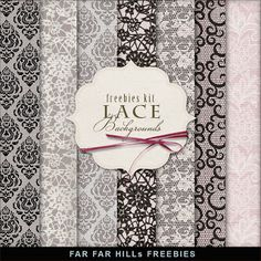 Wednesday's Guest Freebies -Far Far Hill ***Join 1,520 people and follow our Free Digital Scrapbook Board. New Freebies every day.